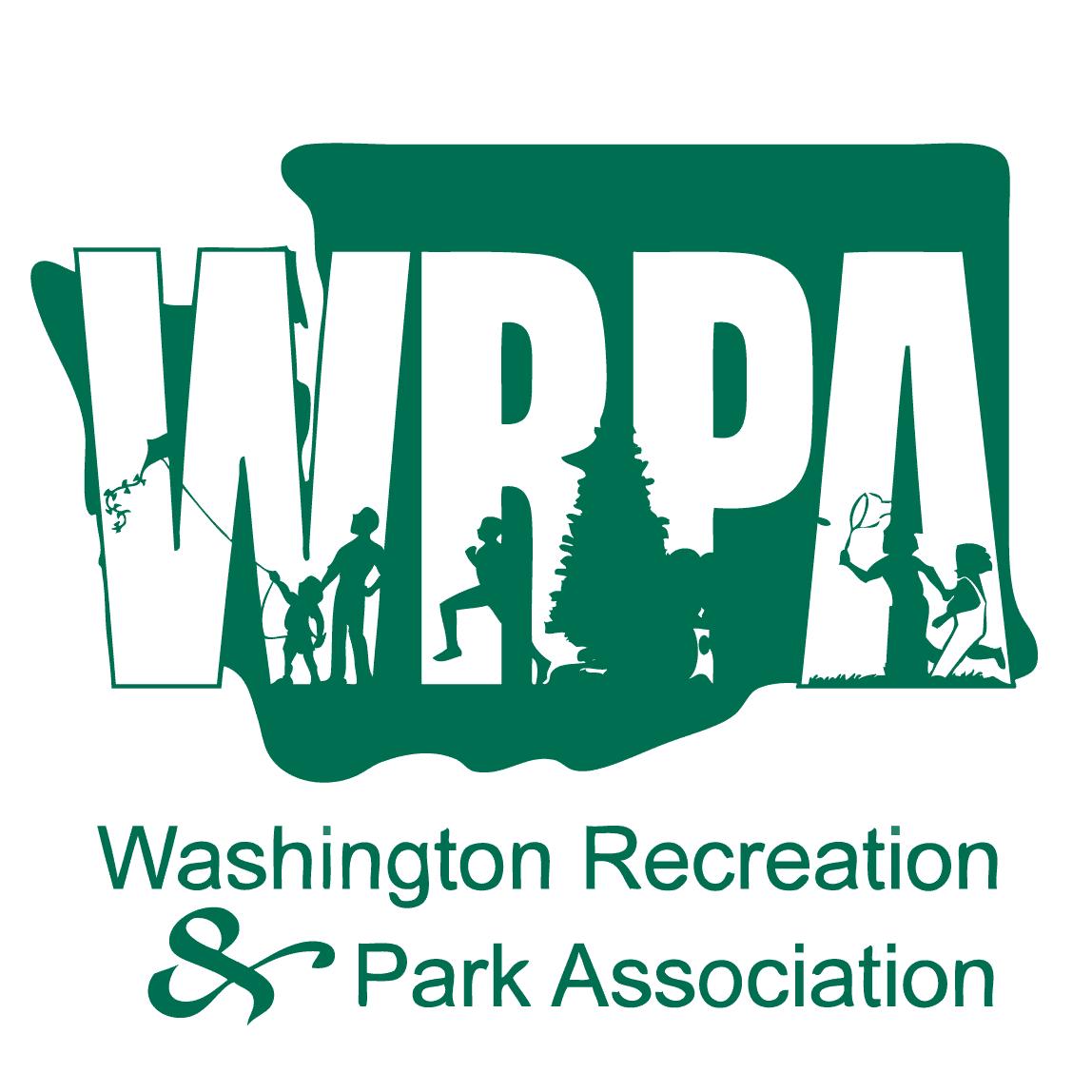 Logo for Washington Recreation and Parks Association
