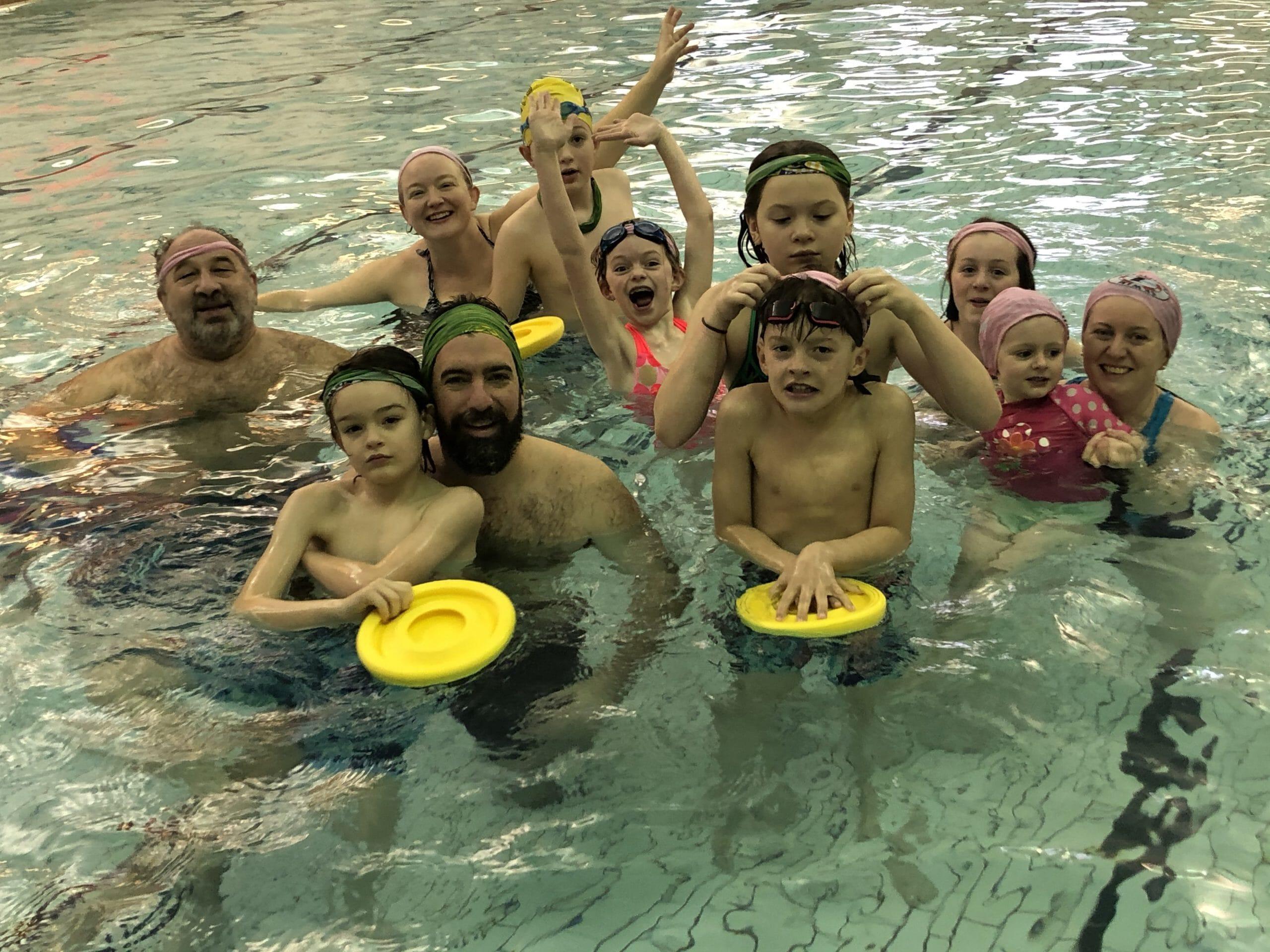 Saturday Swim School