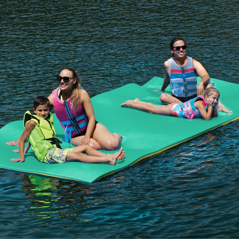 Aqua Lilly Pad