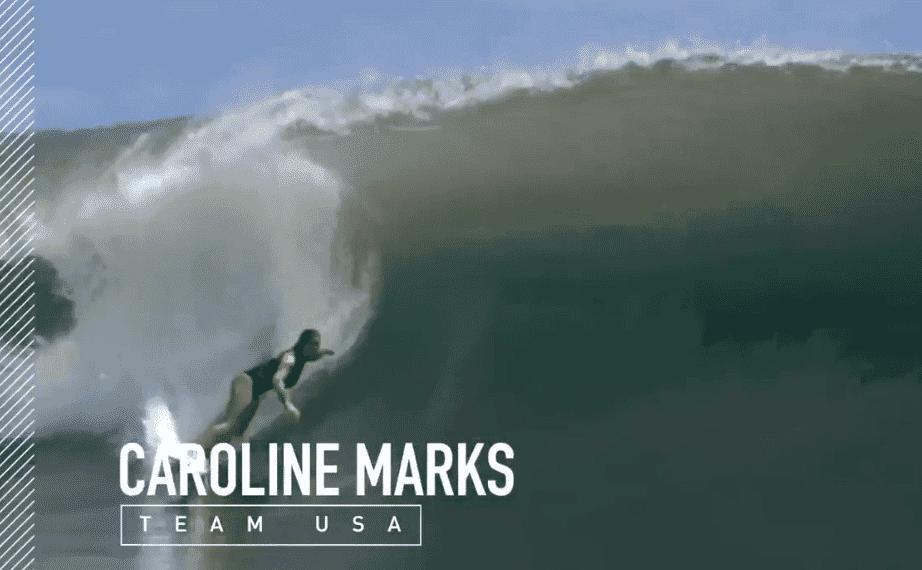 Caroline Marks, team USA