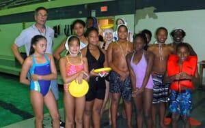 Saturday Swim School, week 3