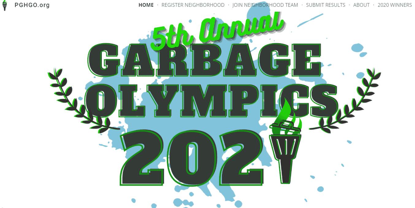 Splash, garage olympics