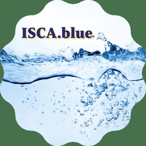 ISCA.blue logo