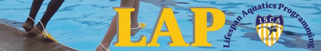 LAP logo bar
