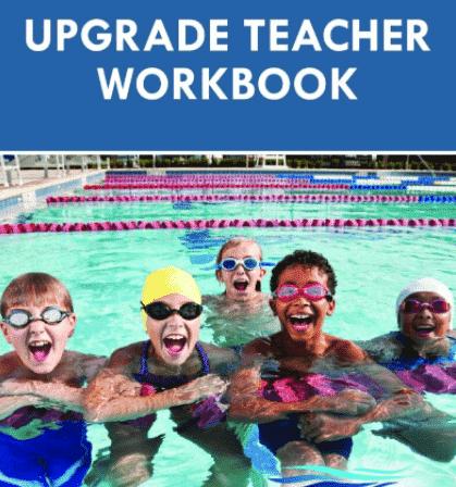 Upgrade Teachers Workbook, splash of cover