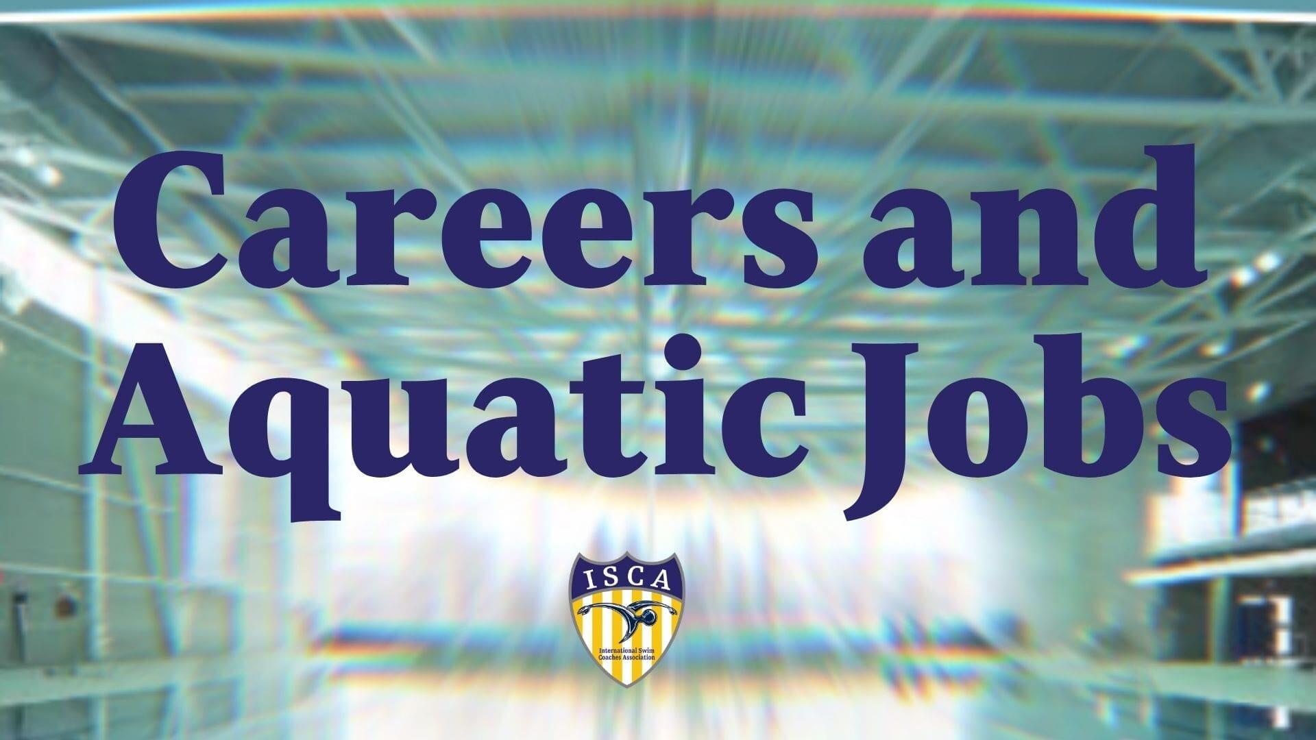 Careers and Aquatic Jobs