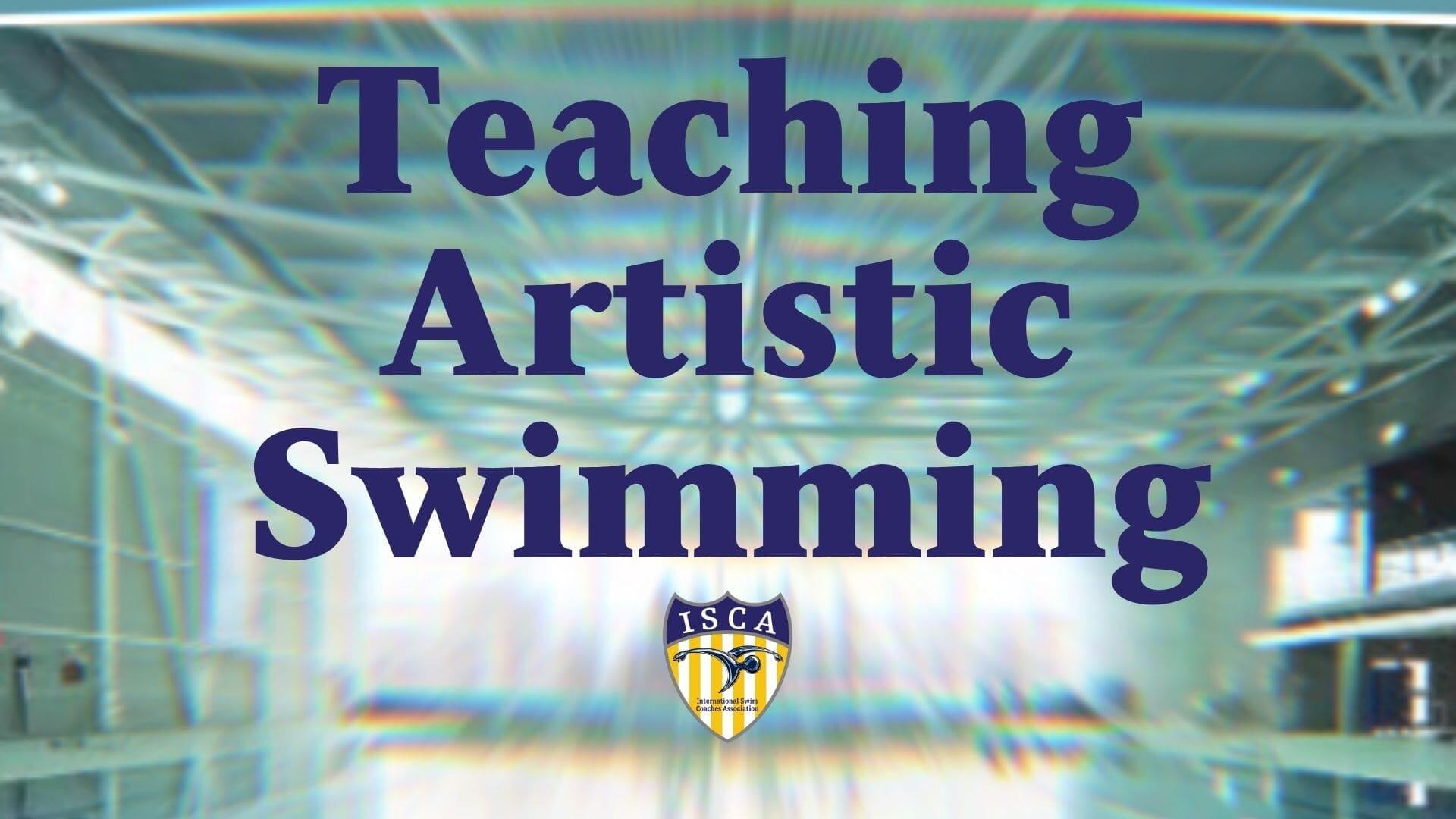 Teaching Artistic Swimming