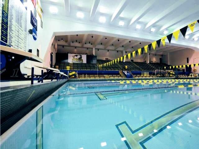 La Salle Swim Pool by the water