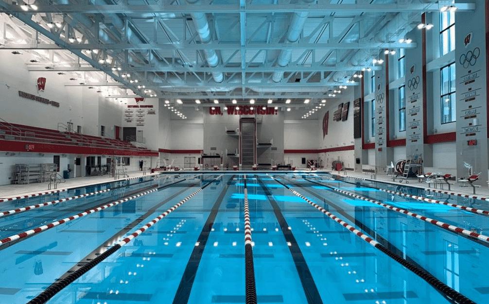 Badgers new pool