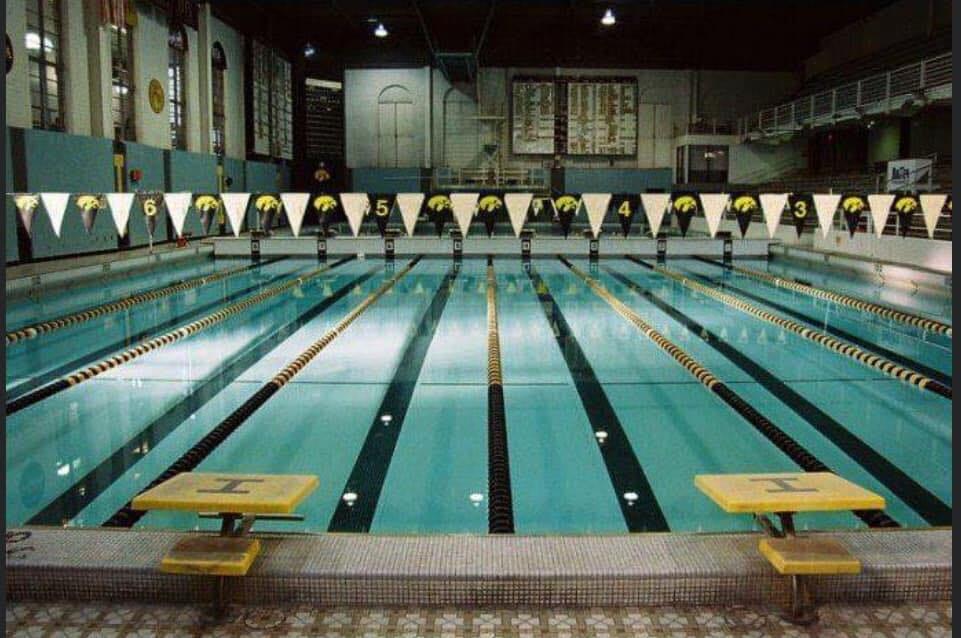 Iowa's old pool