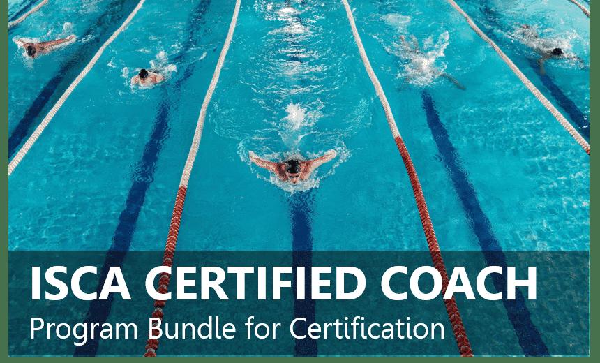 Program bundle for ISCA Certified Coach, splash