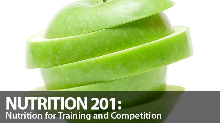 Nutrition 201 splash