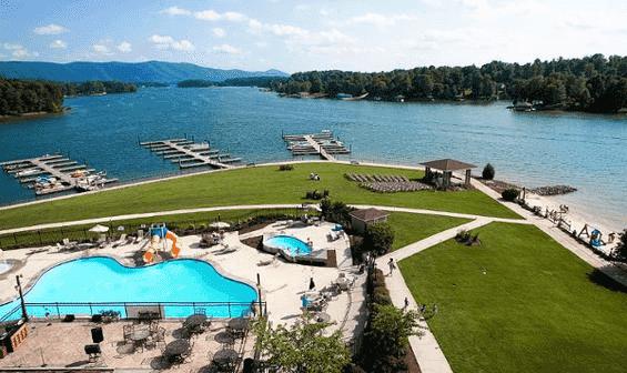 Open Water Swim Venue
