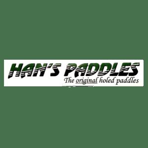 Han's Paddles logo