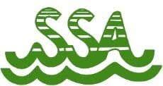 SSA logo - green