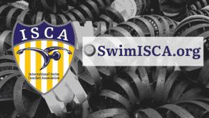 SwimISCA.org splahs w steel dot