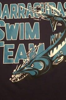 Barracuda Swim Team logo