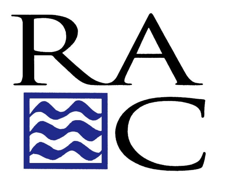 Ridgefield Aquatic Club logo