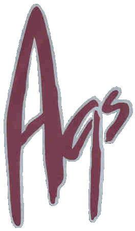 Aggie Swim Club logo