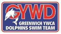 Greenwich YMCA Dolphins Swim Team logo