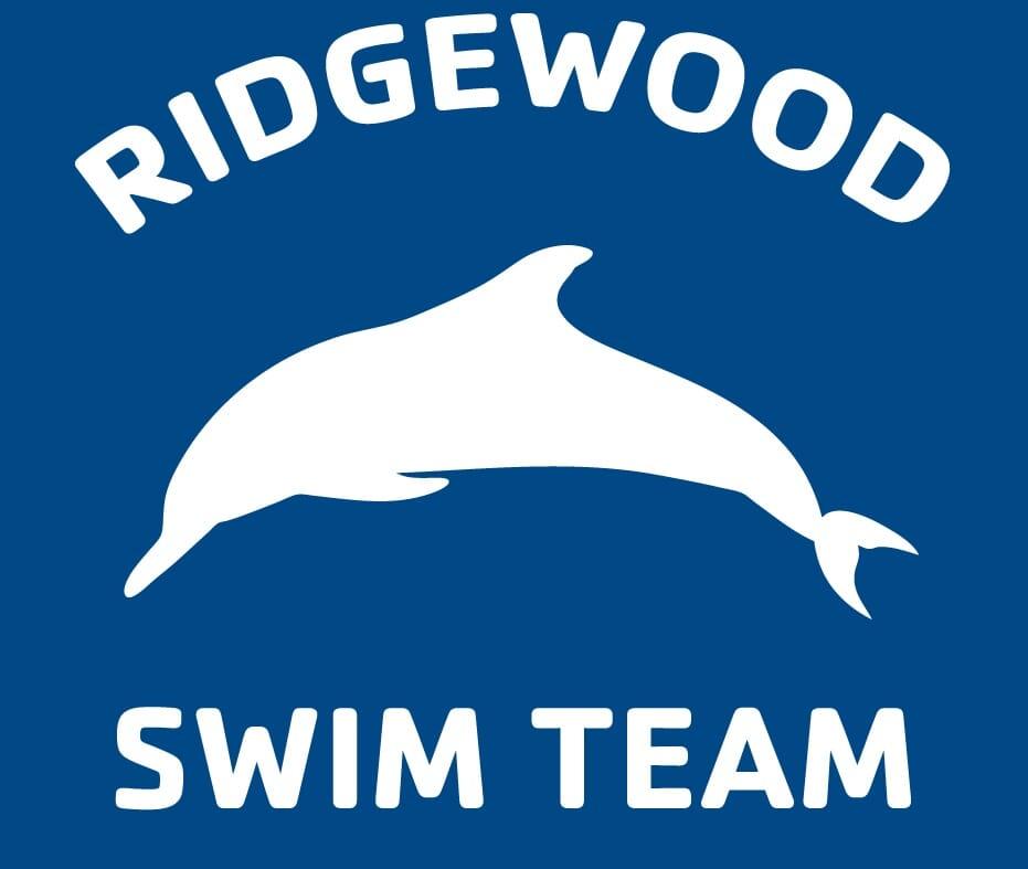 Ridgewood Swim Team logo