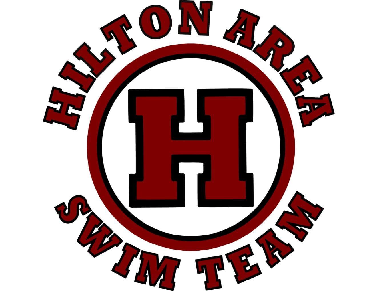 Hilton Area Swim Team logo