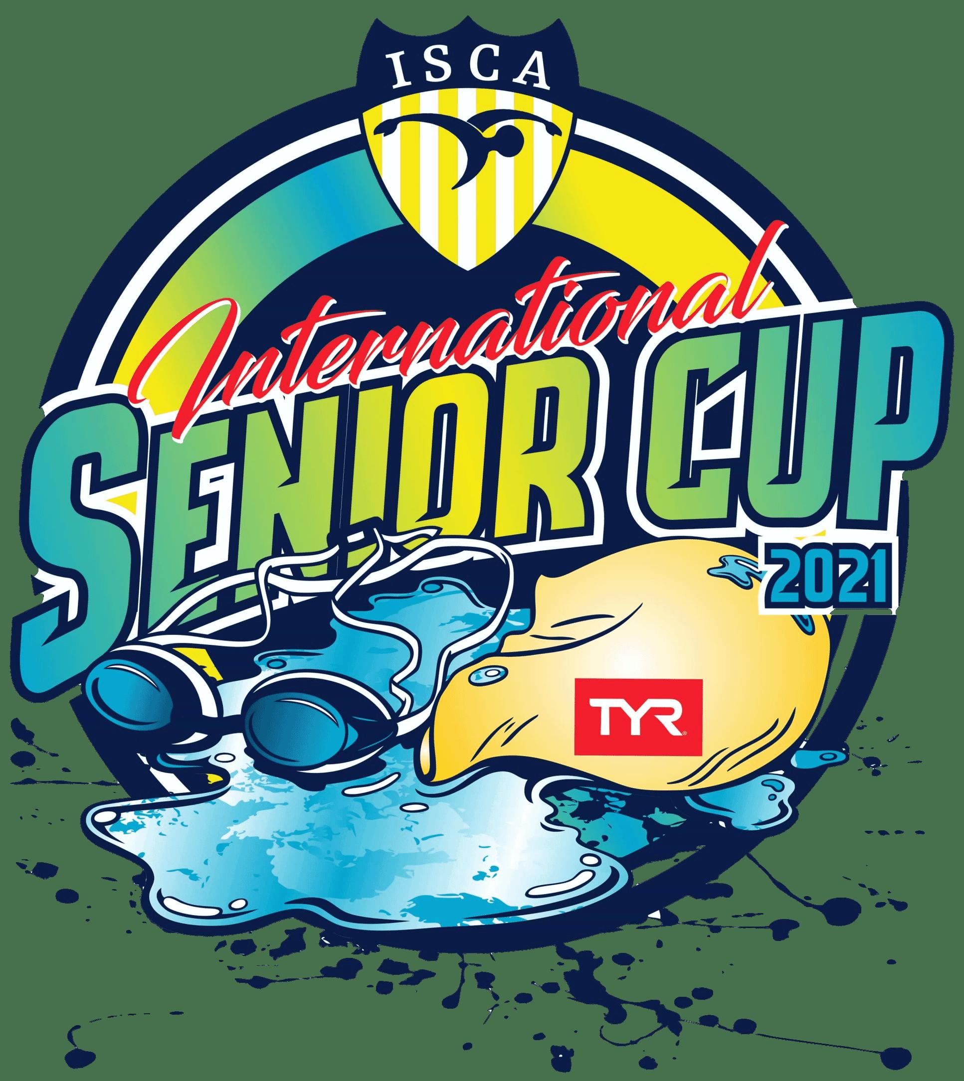 ISCA International Senior Cup 2021 logo clipped
