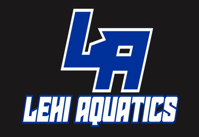 Lehi Aquatics logo