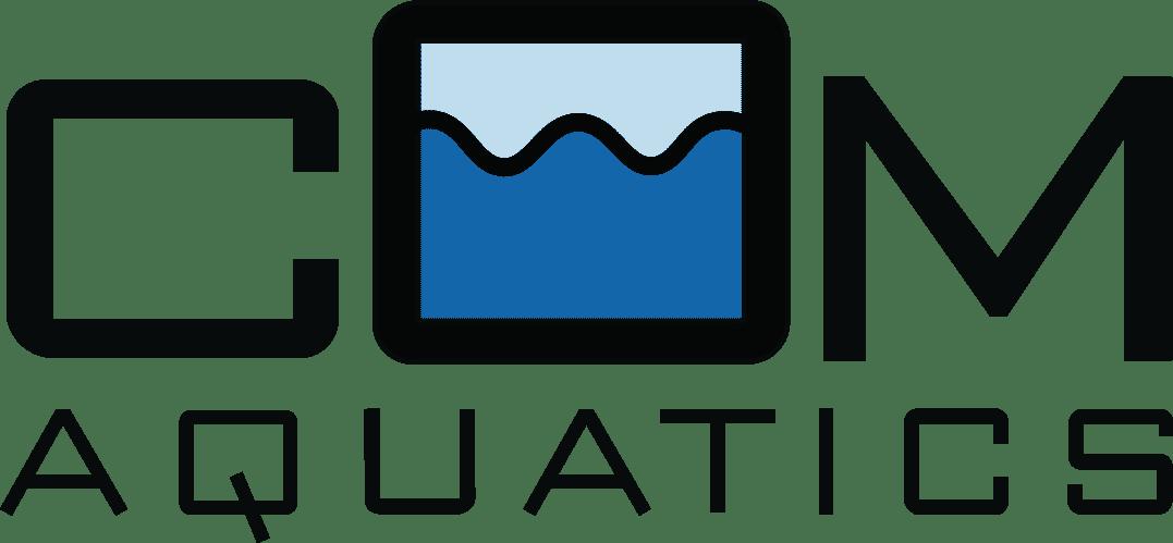 COM Aquatics logo