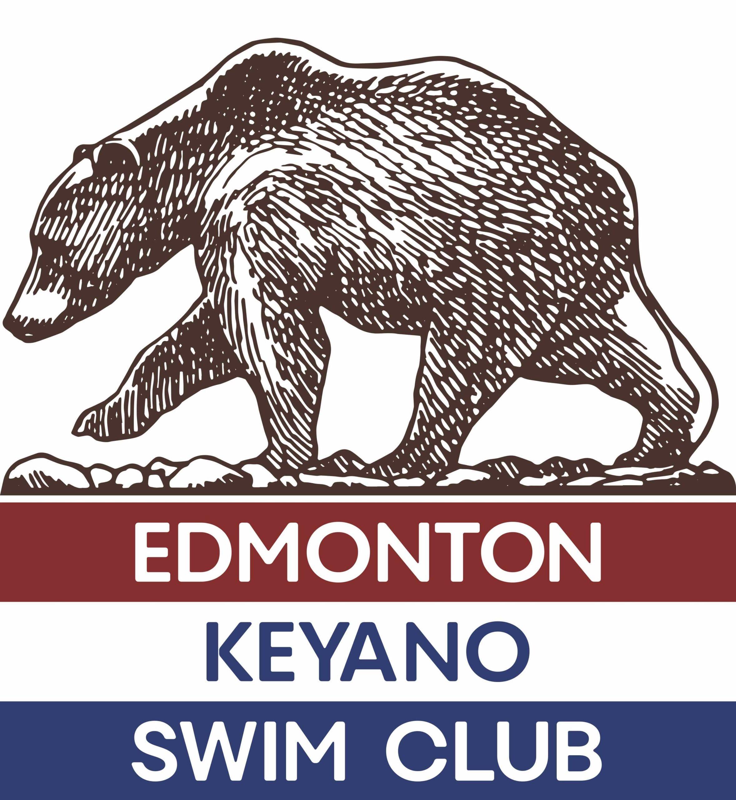 Edmonton Keyano Swim Club logo