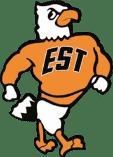 Eagle Swim Team logo