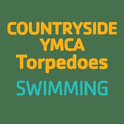 Countryside YMCA Torpedos ugly logo