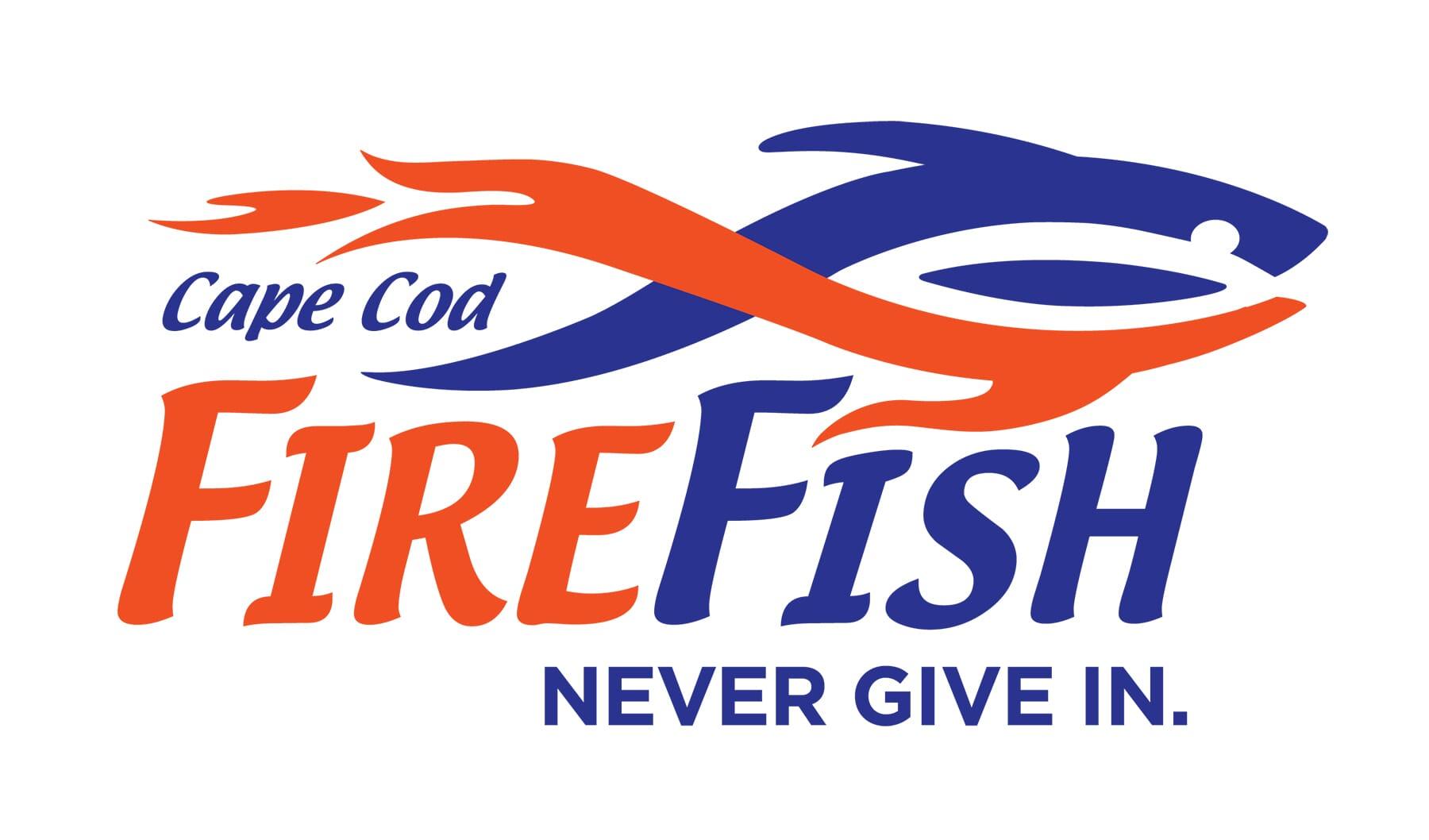Cape Cod Fire Fish logo