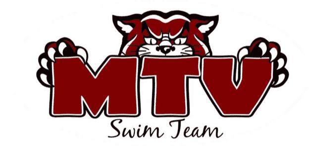 Mt. Vernon Swim Team Logo