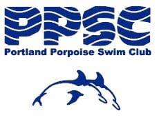 Portland Porpoise Swim Club logo