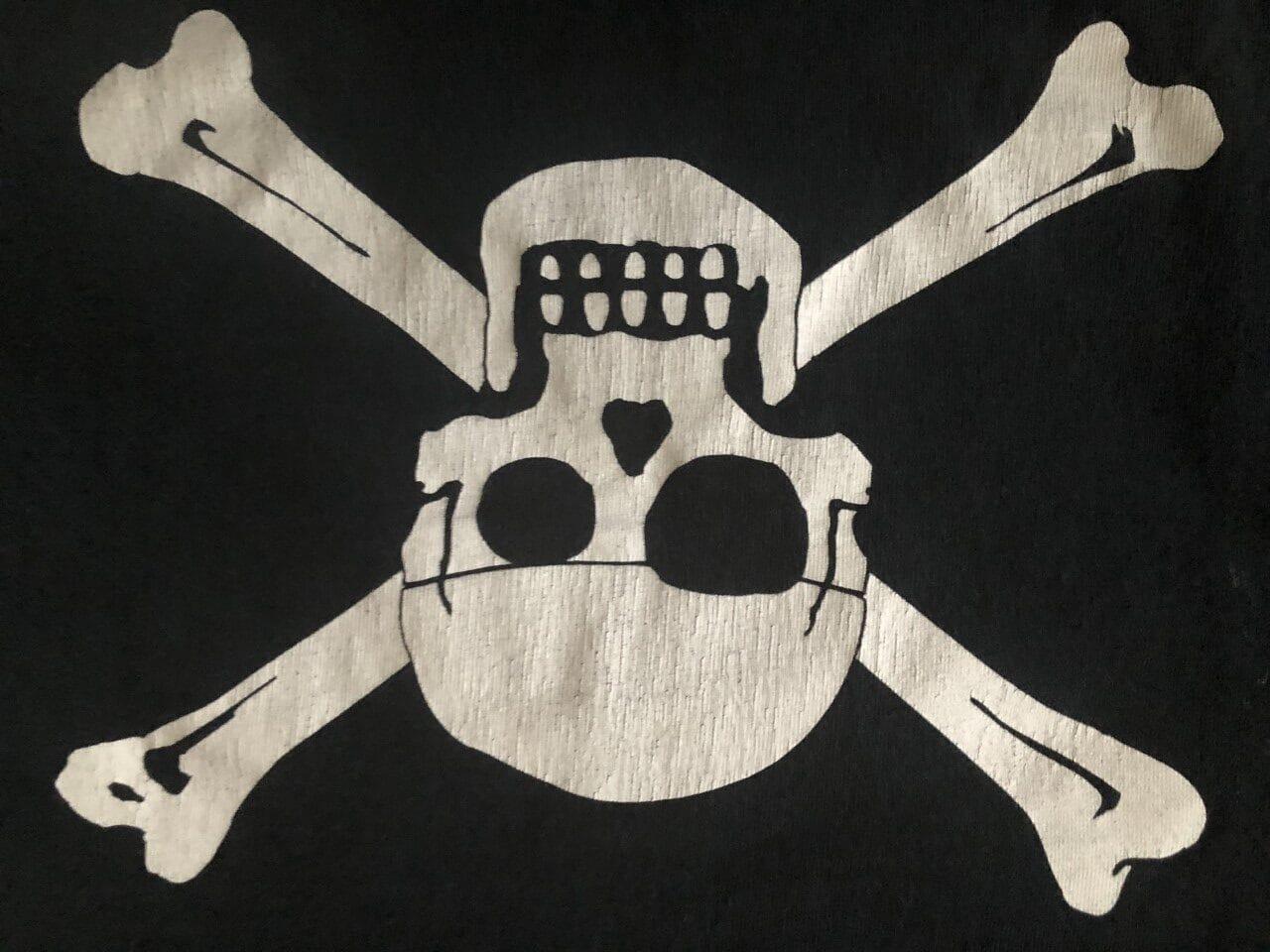 Cheshire Y Sea Dog Swim Club logo - perhaps