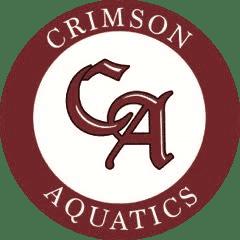 Crimson Aquatics logo