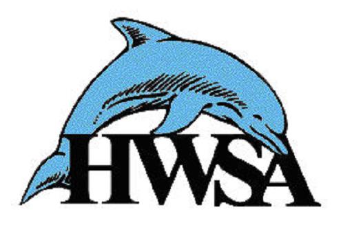 Hickory Willow Swim Association logo