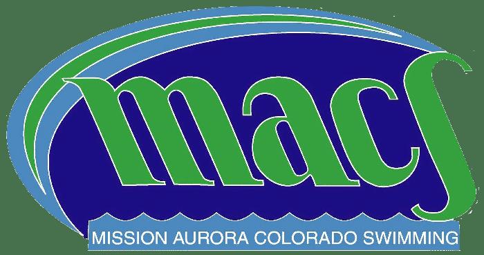 Mission Aurora Colorado Swimming logo