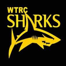 WTRC Sharks logo
